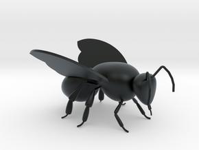 Bee 30mm in Black Hi-Def Acrylate