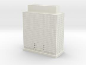 Four Penn Center (1:2000) in White Natural Versatile Plastic