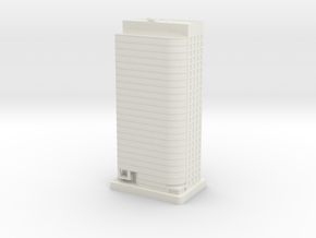 Eight Penn Center (1:2000) in White Natural Versatile Plastic