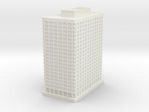 United Plaza (1:2000) in White Natural Versatile Plastic