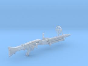 1:18 MG42 German Machine Gun in Smooth Fine Detail Plastic