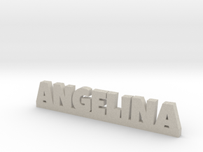 ANGELINA Lucky in Natural Sandstone
