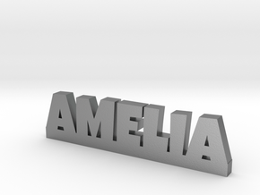 AMELIA Lucky in Natural Silver