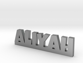 ALIYAH Lucky in Natural Silver