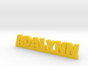 ADALYNN Lucky in Yellow Processed Versatile Plastic