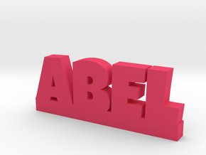 ABEL Lucky in Pink Processed Versatile Plastic