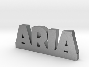 ARIA Lucky in Natural Silver