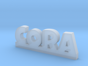 CORA Lucky in Smooth Fine Detail Plastic