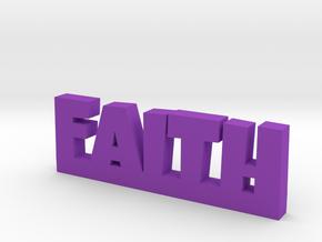 FAITH Lucky in Purple Processed Versatile Plastic