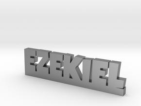 EZEKIEL Lucky in Natural Silver