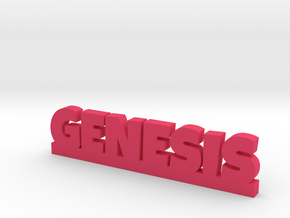 GENESIS Lucky in Pink Processed Versatile Plastic