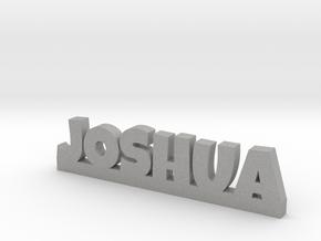 JOSHUA Lucky in Aluminum