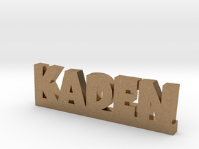 KADEN Lucky in Natural Brass