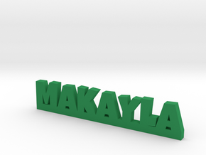 MAKAYLA Lucky in Green Processed Versatile Plastic