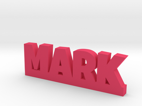 MARK Lucky in Pink Processed Versatile Plastic