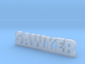 SAWYER Lucky in Smooth Fine Detail Plastic