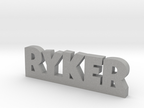 RYKER Lucky in Aluminum
