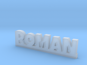 ROMAN Lucky in Smooth Fine Detail Plastic