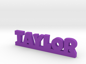 TAYLOR Lucky in Purple Processed Versatile Plastic