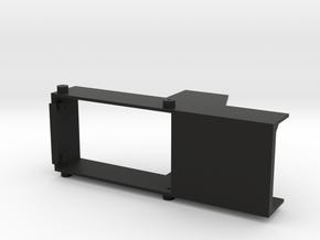 CMAX+D90 Raffee Battery Tray in Black Natural Versatile Plastic