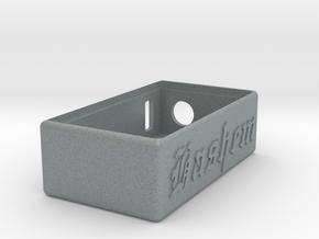Talymod V1 Hashem Box in Polished Metallic Plastic