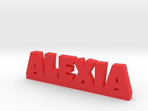 ALEXIA Lucky in Red Processed Versatile Plastic