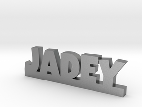 JADEY Lucky in Natural Silver