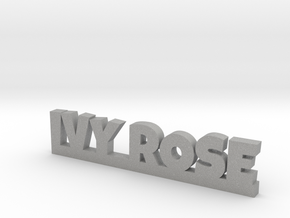 IVY ROSE Lucky in Aluminum