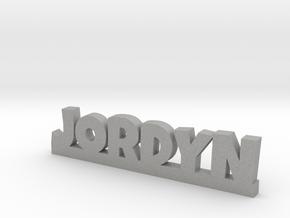 JORDYN Lucky in Aluminum