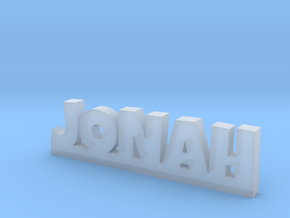 JONAH Lucky in Smooth Fine Detail Plastic