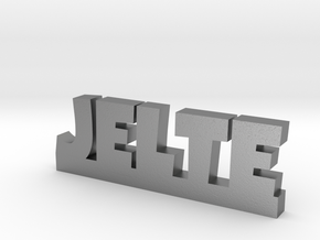JELTE Lucky in Natural Silver