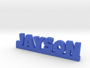 JAYSON Lucky in Blue Processed Versatile Plastic