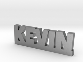 KEVIN Lucky in Natural Silver