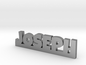 JOSEPH Lucky in Natural Silver