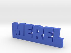 MEREL Lucky in Blue Processed Versatile Plastic