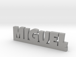 MIGUEL Lucky in Aluminum