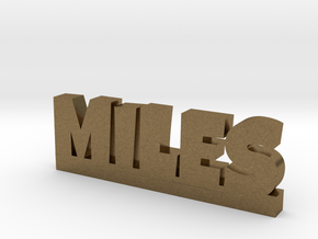 MILES Lucky in Natural Bronze