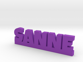 SANNE Lucky in Purple Processed Versatile Plastic