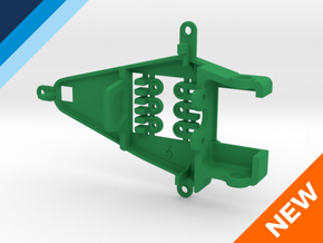 Small Can 0.4mm Offset IL - NSR compatible pod in Green Strong & Flexible Polished