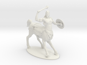 Centaur Miniature in 14K Yellow Gold: 1:60.96