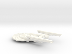 3125 Deimos in White Strong & Flexible Polished