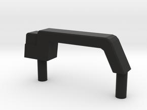 Door handle D90 1:18 Gelande 4/4 in Black Natural Versatile Plastic