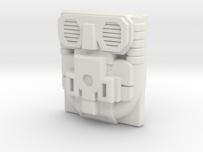 Hi-Q PowerMaster Engine (Titans Return) in White Strong & Flexible