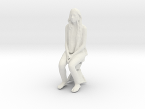 Printle C Femme 054 - 1/43 - wob in White Strong & Flexible