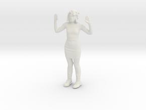 Printle C Femme 064 - 1/43 - wob in White Natural Versatile Plastic