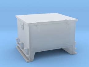 1/96 DKM 3.7cm Ammo Box in Smooth Fine Detail Plastic