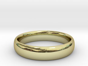 Comfort Band in 18k Gold: 7.5 / 55.5