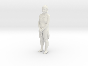 Printle C Femme 083 - 1/43 - wob in White Strong & Flexible