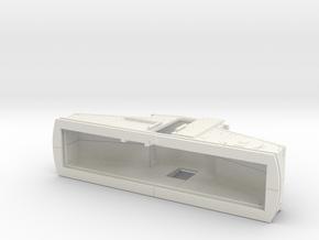 B-1-87-crochat-loco1a in White Natural Versatile Plastic