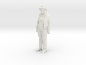 Printle C Femme 100 - 1/43 - wob in White Strong & Flexible